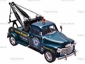 Машина с подъемником Chevrolet 3100 Wrecker 1953, KT5033W, купить