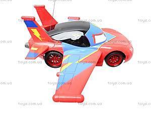 Машина-самолет на радиоуправлении «Тачки», 6777-29, игрушки
