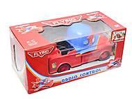 Машина-самолет «Тачки», 6777-30, интернет магазин22 игрушки Украина