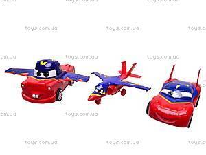 Машина-самолетик, инерционная «Летачки», XZ086, фото