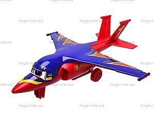 Машина-самолетик, инерционная «Летачки», XZ086, отзывы