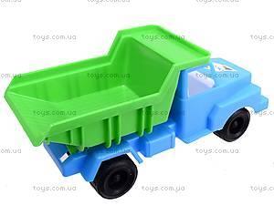 Машина «Самосвал», 078, детские игрушки