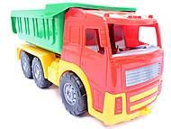 Машина-самосвал «Акрос», 0510cp0030601032, отзывы