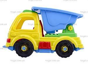 Машина «Самосвал» для детей, , отзывы