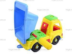 Машина «Самосвал» для детей, , цена