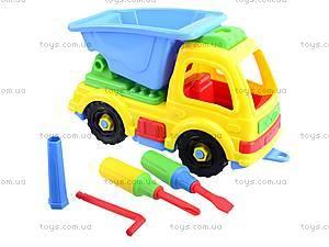 Машина «Самосвал» для детей, , магазин игрушек
