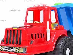 Машина-самосвал «Гранд Трак», 08-808, игрушки