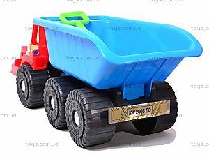 Машина-самосвал «Гранд Трак», 08-808, детские игрушки