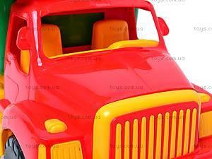 Машина-самосвал, с лопатой, 0459, игрушки