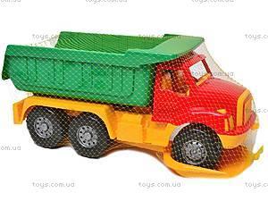 Машина-самосвал, с лопатой, 0459, детские игрушки
