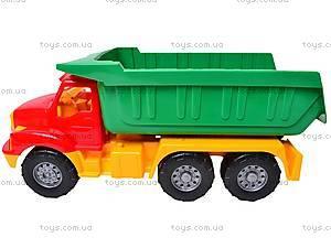 Машина-самосвал, с лопатой, 0459, toys.com.ua