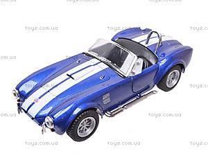 Машина Shelby Cobra , KT5322W, цена