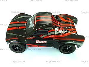 Машина «Шорт» Spatha Brushed (черный), E10SCb