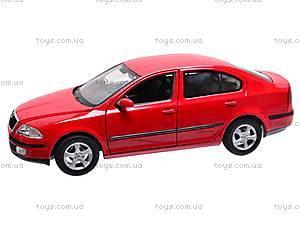 Машина Skoda Octavia, 22474W, игрушки