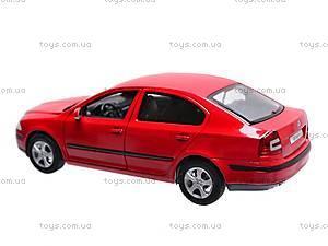 Машина Skoda Octavia, 22474W, детские игрушки