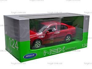 Машина Skoda Octavia, 22474W, магазин игрушек