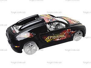 Машина «Спайдермен», 884-1, отзывы