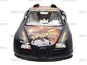 Машина «Спайдермен», 884-1, игрушки