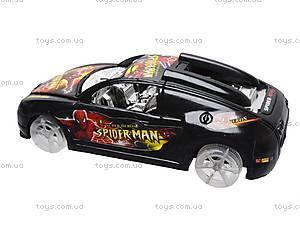 Машина «Спайдермен», 884-1, детские игрушки