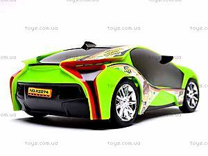 Машина-спорткар Ben10, XZ074, фото