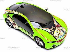 Машина-спорткар Ben10, XZ074