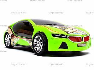 Машина-спорткар Ben10, XZ074, игрушки