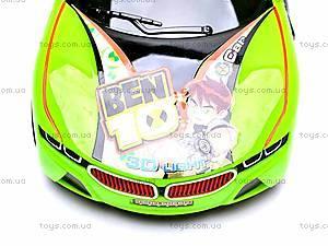 Машина-спорткар Ben10, XZ074, детские игрушки