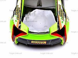 Машина-спорткар Ben10, XZ074, магазин игрушек