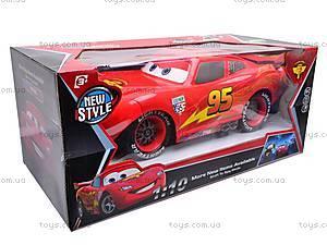 Машина «Тачки» МакКуин, р/у, WD95-96, детские игрушки