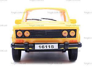 Машина «Такси», ВАЗ-2106, 16115, фото