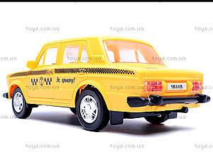 Машина «Такси», ВАЗ-2106, 16115, отзывы