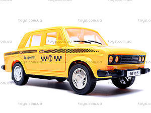Машина «Такси», ВАЗ-2106, 16115