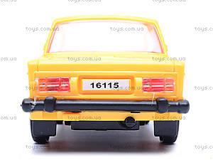 Машина «Такси», ВАЗ-2106, 16115, цена