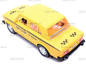 Машина «Такси», ВАЗ-2106, 16115, детские игрушки