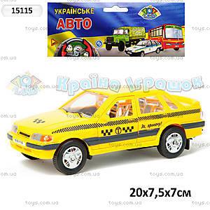 Машина «Такси», ВАЗ-2115, 15115