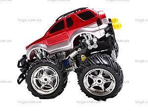 Машина «Танцующий джип», на управлении, 92271-6, фото