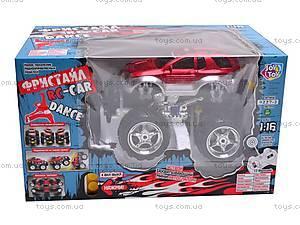 Машина «Танцующий джип», на управлении, 92271-6, отзывы
