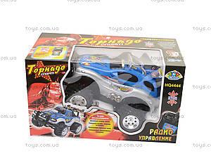 Машина «Торнадо», на радиоуправлении , HQ4444, игрушки
