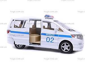 Машина Toyota Alphard «ДПС», KT5066WR-1