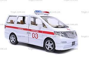 Машина Toyota Alphard «Скорая помощь», KT5066WR-3