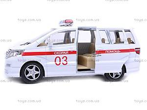 Машина Toyota Alphard «Скорая помощь», KT5066WR-3, купить