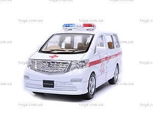 Машина Toyota Alphard «Скорая помощь», KT5066WR-3, фото