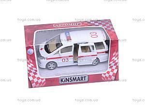 Машина Toyota Alphard «Скорая помощь», KT5066WR-3, отзывы