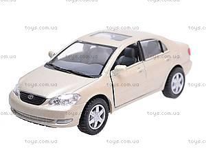 Машина Toyota Corolla GT, 5099D, цена