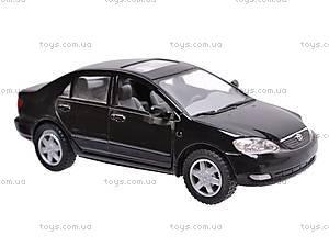 Машина Toyota Corolla GT, 5099D, toys.com.ua