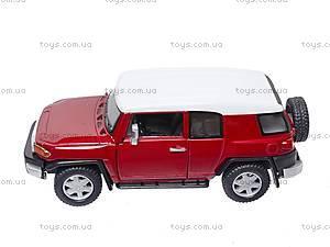 Машина Toyota FJ Cruiser, KT5343W, купить