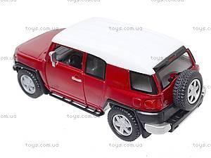 Машина Toyota FJ Cruiser, KT5343W, цена