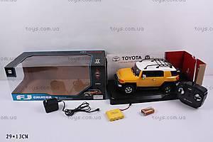Машина Toyota FJ, на радиоуправлении, 6618-853B