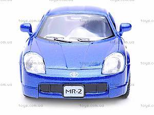 Машина Тойота MR2, KT5026W, отзывы