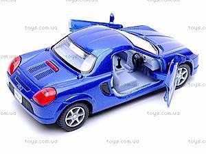 Машина Тойота MR2, KT5026W, игрушки